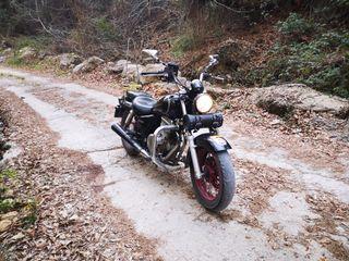 Suzuki Marauder 250 custom