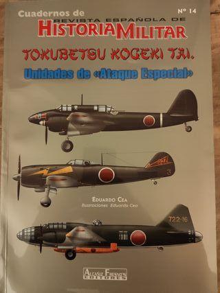 Libro cuadernos historia militar 14