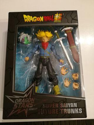 Muñeco articulable Trunks - Dragon Ball