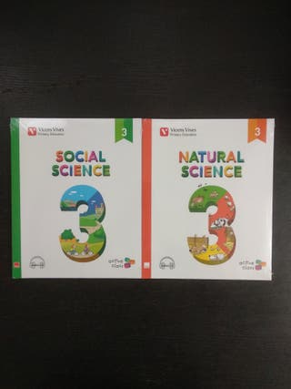 Libros escolares 3° primaria