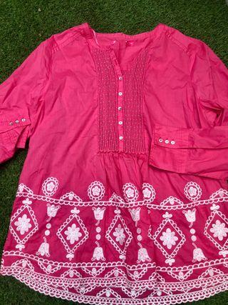 Camisa flamenco