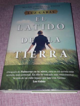 EL LATIDO DE LA TIERRA Luz Gabas