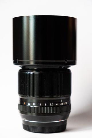 OBJETIVO FUJINON XF 60mm f 2.4 R MACRO