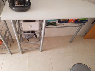 Mesa auxiliar cocina de segunda mano en la provincia de ...