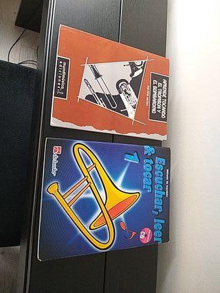 Libros de 1° de trombón