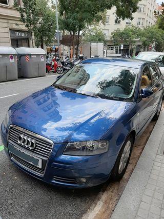 Audi A3 160cv automático (109.000 km)