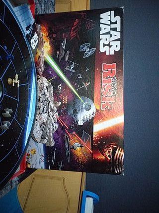 """juego de mesa"""" Risk Star Wars"""""""