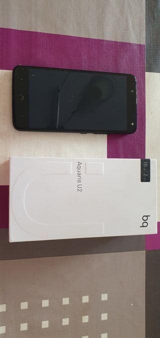 Móvil smartphone BQ Aquarius U2