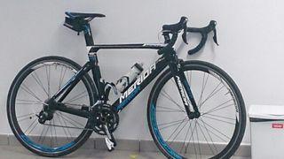 Vendo bici de carretera aero Merida Reacto 4000