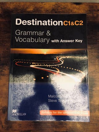 Libro Ingles Destination Grammar C1 & C2