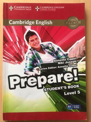Prepare Students Book- Cambrige English