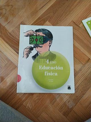 Libros Educación Fisica 4°ESO