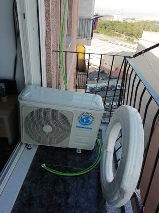 tecnico electricista en frigorificos y aires acond