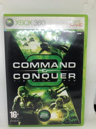 Command & Conquer 3 XBOX 360 Pal
