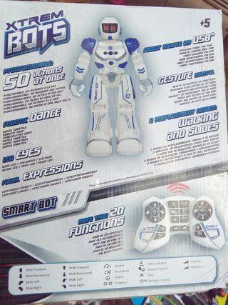 robot radio control