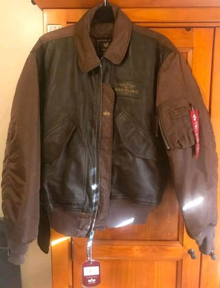 Breitling Alpha®Industries CWU-45 jacket