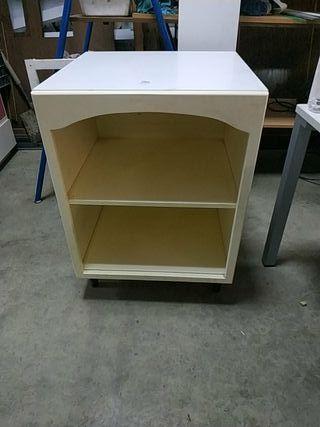 Mueble bajo de almacenaje cocina.