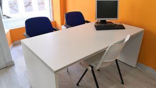 Mueble de oficina de segunda mano en Zaragoza en WALLAPOP