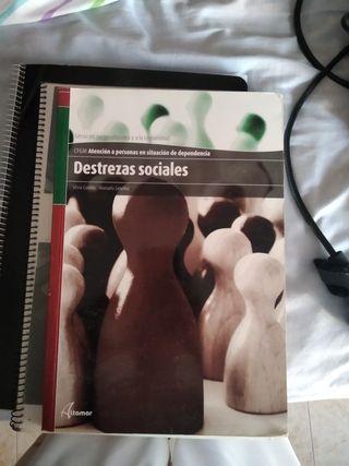 libro destrezas sociales y formación profesional y