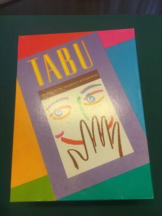 Juego de mesa Tabu