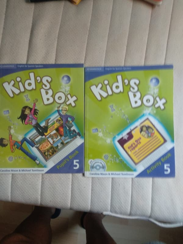 Kid's Box 5 Ed. Cambrige