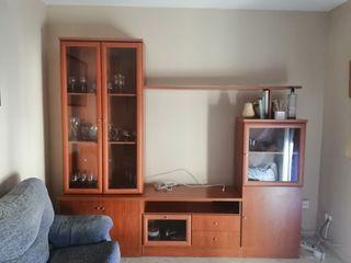 Muebles salón comedor y dormitorio