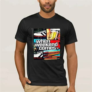Camiseta casual hooligans