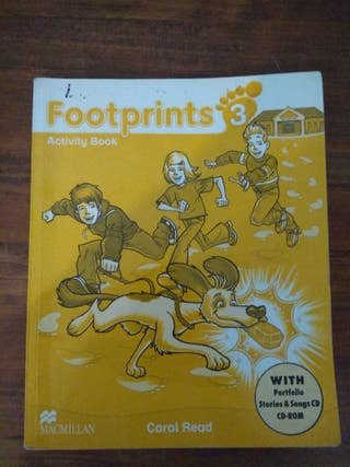 Activity Book Footprints Book 3