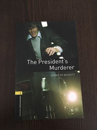 Libro en inglés The President's Murderer