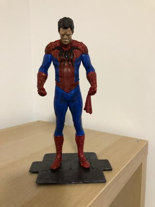 figura de spiderman