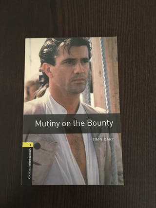 Libro en inglés Mutiny on the Bounty