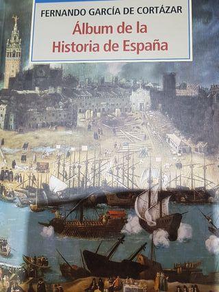 ALBUM DE LA HISTORIA DE ESPAÑA