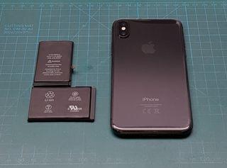 Cambio de bateria iphone X