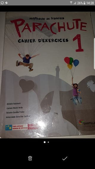cahier d exercices frances 1 eso