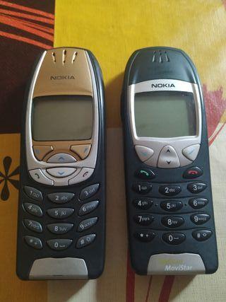 Nokia Vintage 6310i y 6210