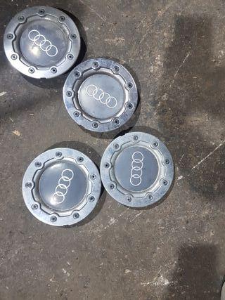 tapas llantas Audi