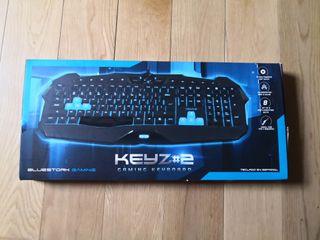 Teclado Keyz#2 Bluestork Gaming