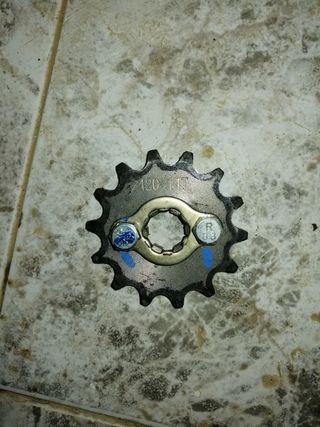 piñón pit bike