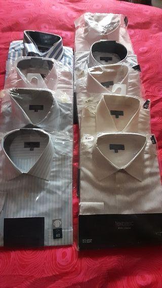 Surtido de camisas para señor