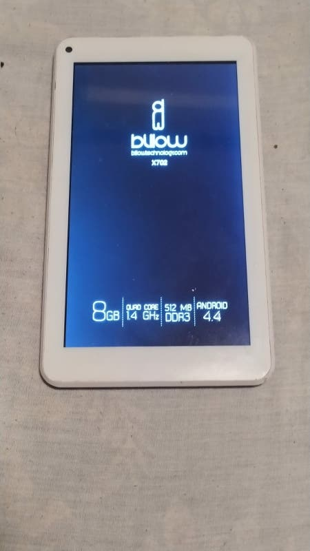 tablet de 7 pulgadas se vende al tf 696797400