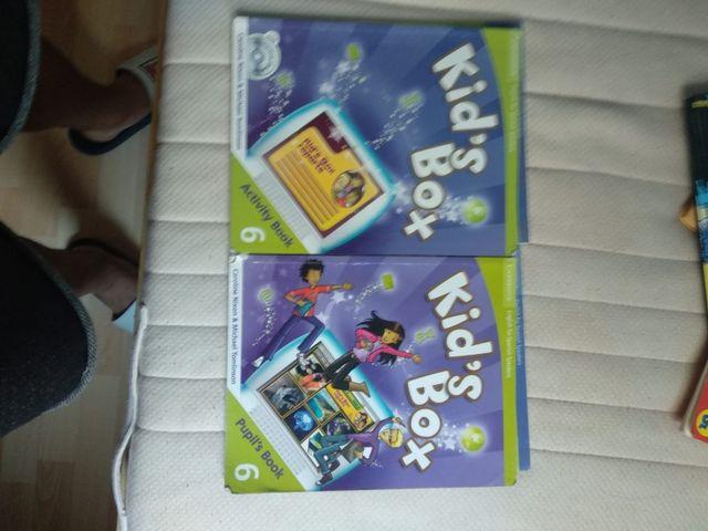 Kid's Box 6 Ed. Cambrige