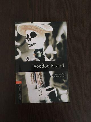 Libro en inglés Voodoo Island