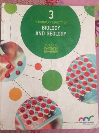 Biología y geología 3ºESO Bilingüe