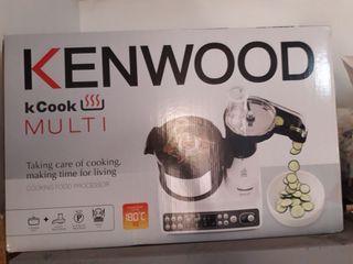 robot d cocina + kit de vapor,recetarios y demas