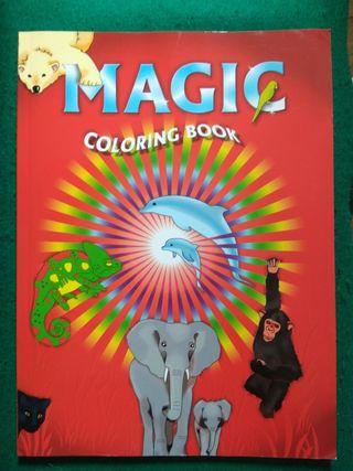 Libro mágico.