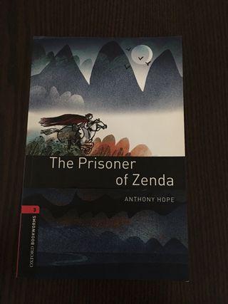 Libro en inglés The prisioner of Zenda