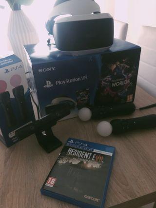 Gafas PlayStation VR