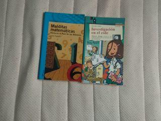 Lotes Libro de lectura de 9-12 años