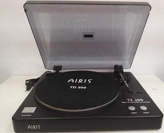 Tocadiscos AIRIS TD500