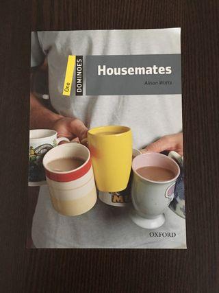 Libro en inglés Housemates